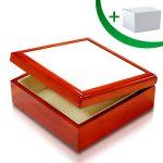 Кутия за бижута  (кафява)
