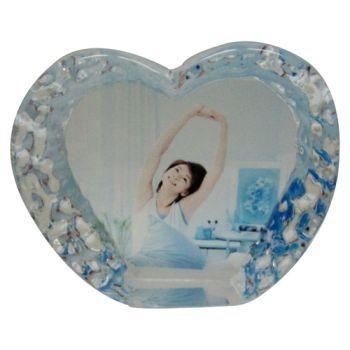 Кристал Iceberg - голямо сърце