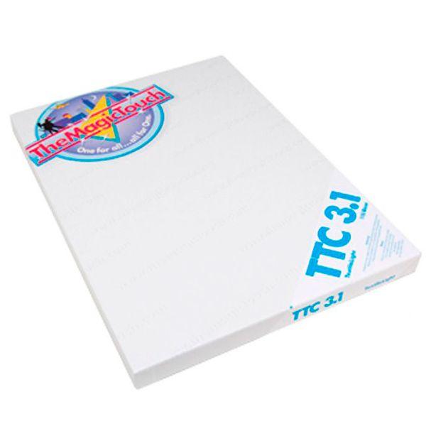 Трансферна хартия за бял и светъл текстил А4 - Magic touch TTC 3.1/3.5