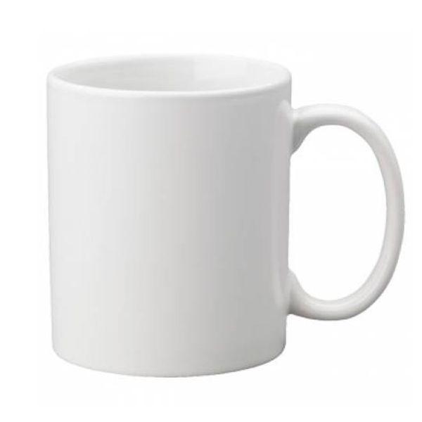 Бяла чаша - клас ES, Best Sublimation