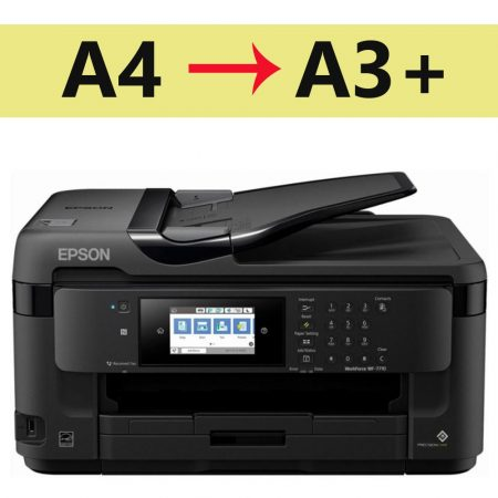 Surcharge for printer Epson A3+ 7710