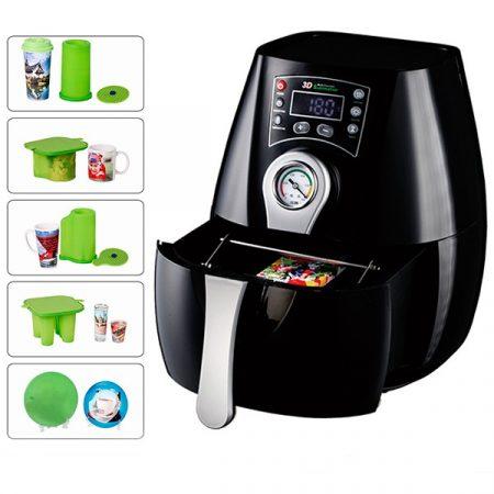 3D mini press (esp. for mugs)