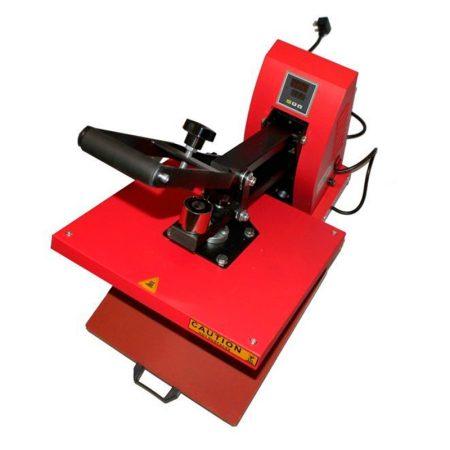 Преса с плот 38х38 см - HPM-03 (подвижен плот, автоматично отделяне)