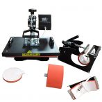 Multi-purpose Manual Heat Press Machine 4in1 -