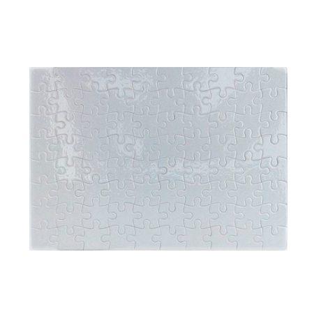 Картонен пъзел А5 (лъскави частици)