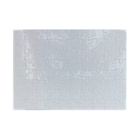 A5 Puzzle (sperkle paper)