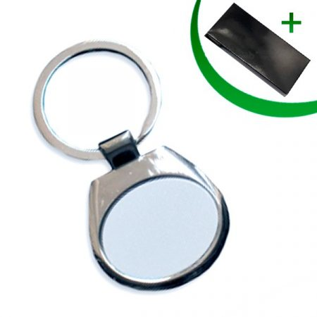 Метален ключодържател - ОКО