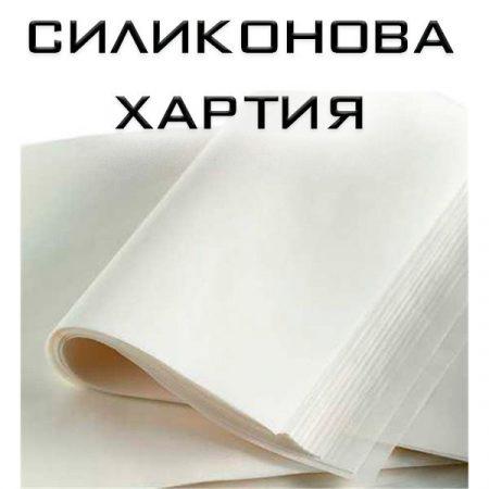 Силиконова хартия (28 х 43 см)