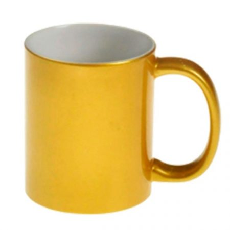 Чаша - златиста