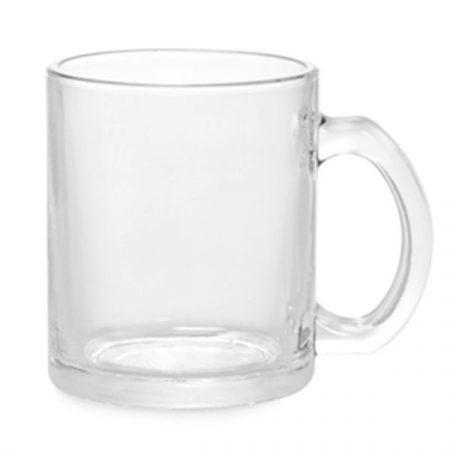 Glass Mug (Clear)