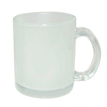 Стъклена чаша - Мат