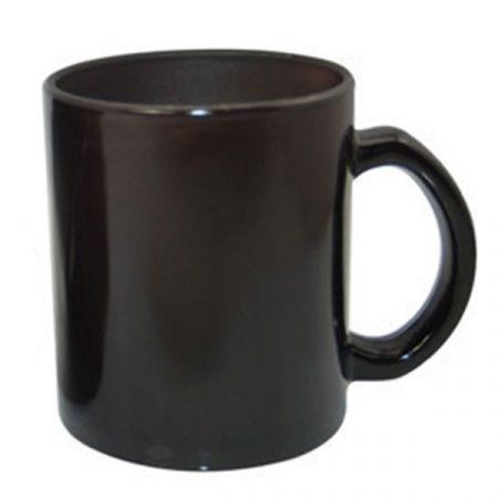 Черна магическа чаша СТЪКЛО