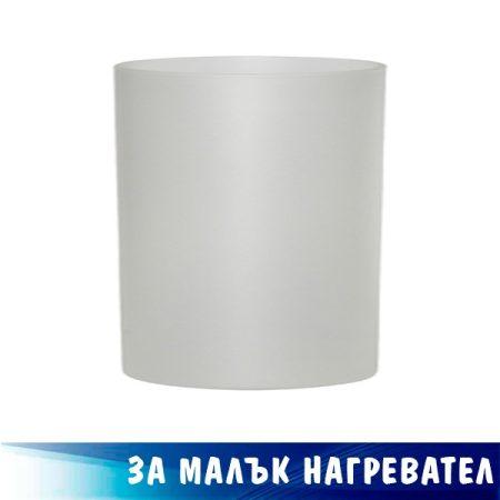 Стъклена чаша, МАТ - малка