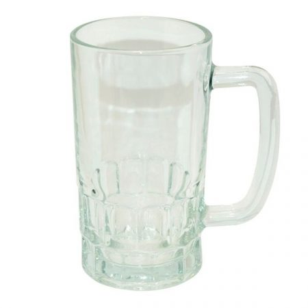 20 oz Glass Beer Mug