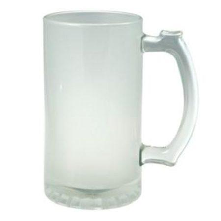 16oz Glass Beer Mug