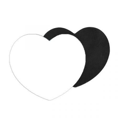 Sublimation fridge magnet - Heart