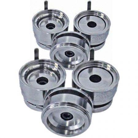 Round molds for ZMJ88 , ф 32 mm. , ф 44 mm. , ф 58 mm.