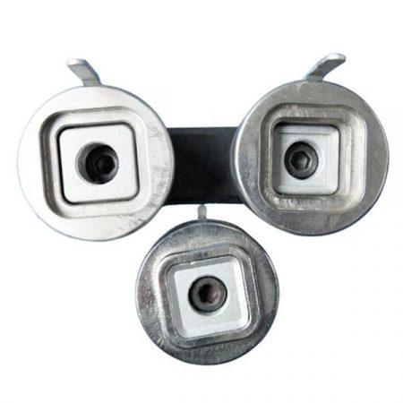 Елемент за квадратни значки 55 мм (за преса GBM/MJ88)
