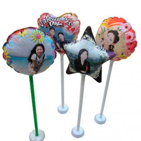 Фото балон, 18 см