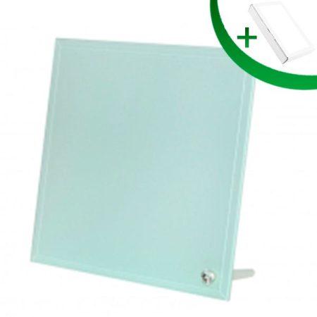 Стъклена фоторамка N25 (20 х 20 см.)
