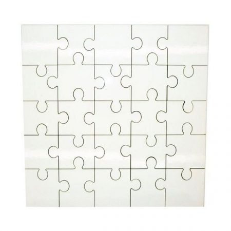 MDF пъзел - квадрат