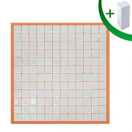 Стъклен пъзел - 144 части