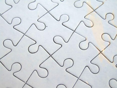 Magnetic Puzzle A4