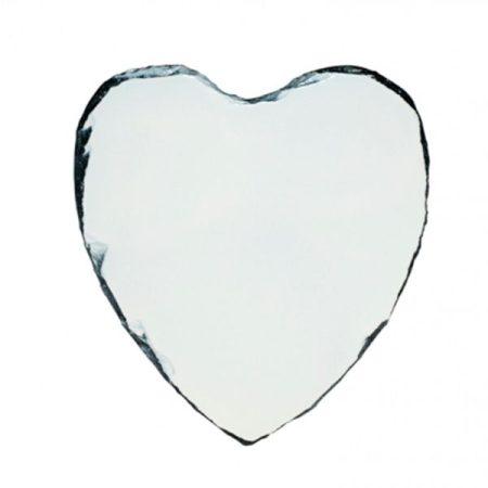 """Камък N44 (21) - """"Сърце"""" (20х25 см)"""