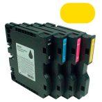Касетa за сублимация *Жълт етикет* - за принтери Ricoh SG2100/ SG3110