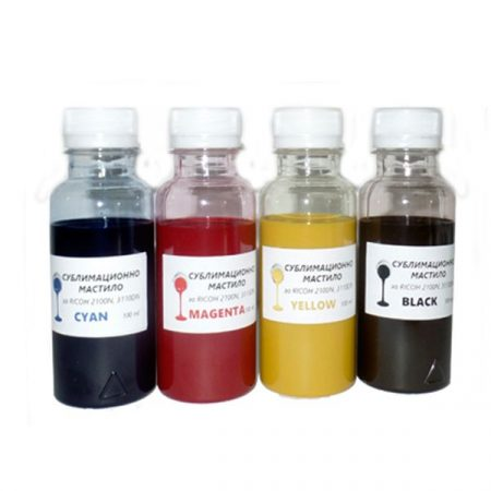 Sublimation ink for Ricoh printers (100 ml)