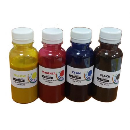 Sublimation ink for EPSON printers (100 ml)