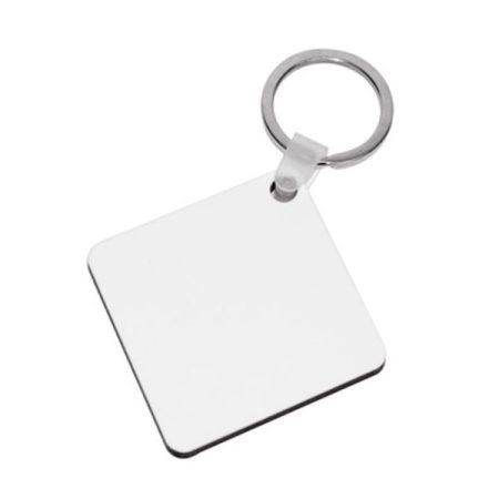 Hardboard Keyring - Diamond