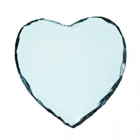 """Камък N60 - """"Сърце"""" (19х19 см)"""