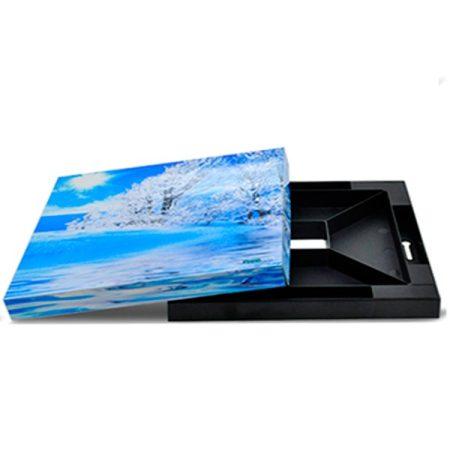 Sublimation aluminium photo frame (20*20 sm)