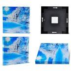 Sublimation aluminium photo frame (35*35 sm)