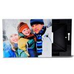 Sublimation aluminium photo frame (13*18 sm)