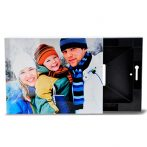 Sublimation aluminium photo frame (13*18 sm)