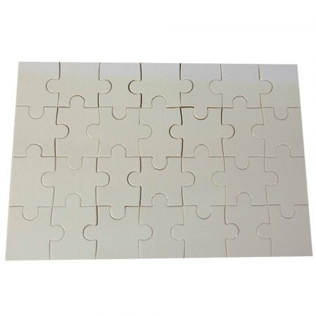Пъзел - А4 (дървена основа)