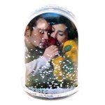 Big water globe (snowflakes)