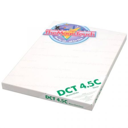 DCT A3 - Тransfer decal paper