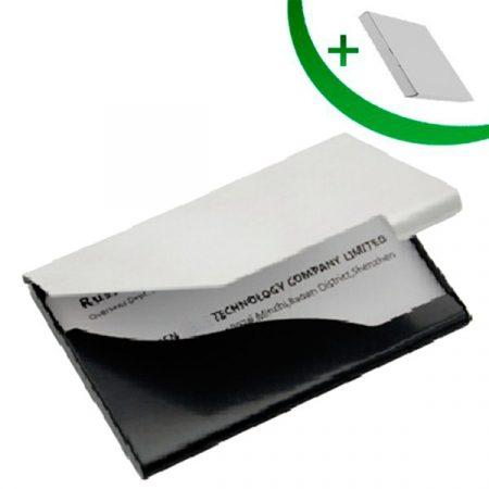 Name Card Holder (silver)