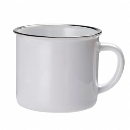 Ceramic Enamel Mug
