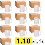 360 pcs - 11 oz white mug, grade ES, Best Sublimation