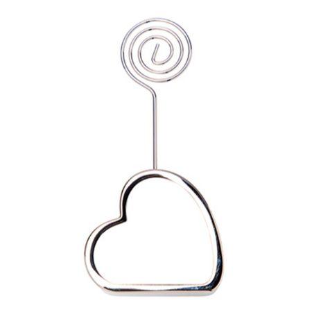 Desktop Message Holder (Heart Base)