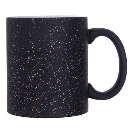 11oz Color Changing Mug SKYSTAR (Black Matt), Best Sublimation