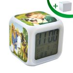 Glowing Alarm Clock (7.8 cm)