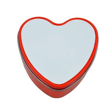 Metal Tin (Heart small)