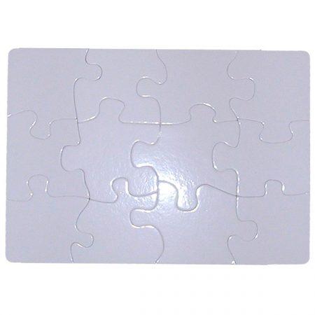 A4 Puzzle (12 elements)