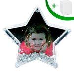 Water globe - STAR shape