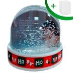 Water globe - MERRY CHRISTMAS